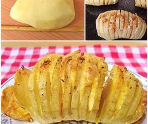 food, diy, and potato image