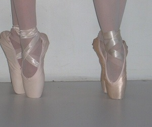 ballet, pastel, and pale image