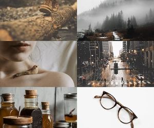 aesthetic, fall, and September image