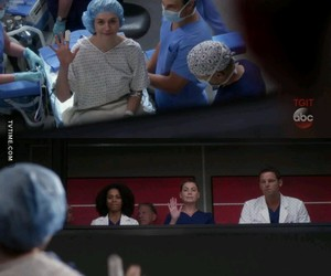 greys anatomy, meredith grey, and amelia shepherd image