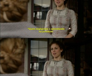 frase, romance, and serie image