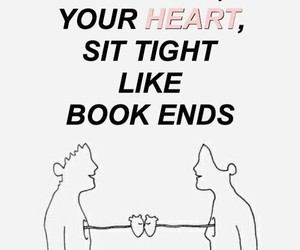 heart, Lyrics, and book image