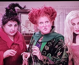 Halloween, hocus pocus, and movie image