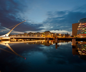 dublin, ireland, and photograph image