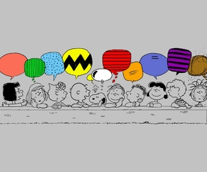 charlie brown, chat, and evolution image