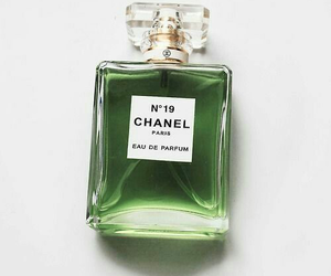 chanel, perfume, and green image