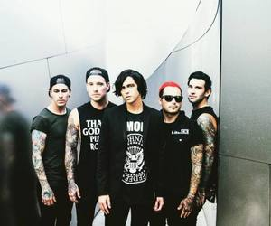 sws, bands, and kellin quinn image
