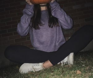 autumn, fall, and grunge image