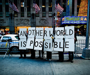 world, possible, and quotes image