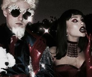 ariana grande, mac miller, and Halloween image