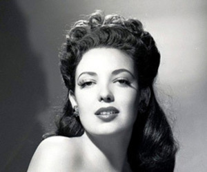 1940s and linda darnell image