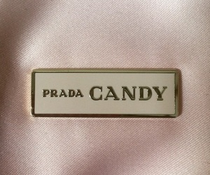 Prada, pink, and candy image