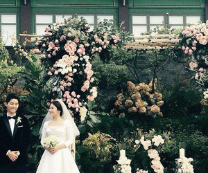 marry, song jong ki, and songsong couple image