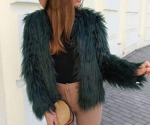 coat, jacket, and ootd image