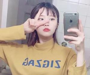 selca, cute, and idol school image