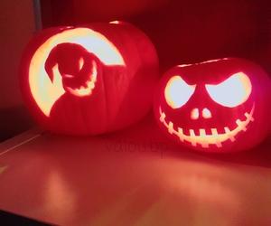 candle, disney, and Halloween image