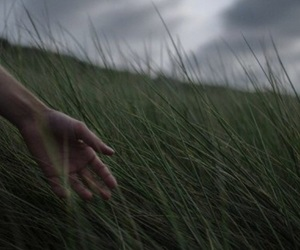 body, hand, and nature image