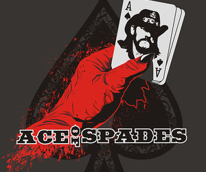 ace of spades, metal, and motorhead image