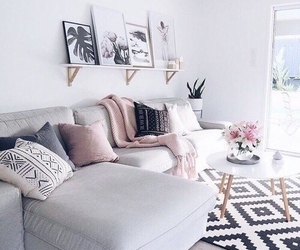home, decor, and room image