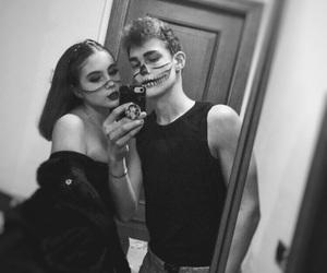 beautiful, costume, and couple image