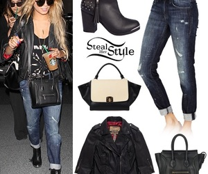 beauty, outfit, and style image