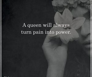 quotes, pain, and Queen image