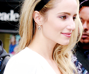 pretty and dianna agron image