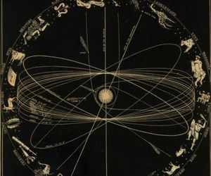 planet and orbit image