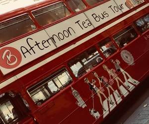 afternoon, london, and tea image