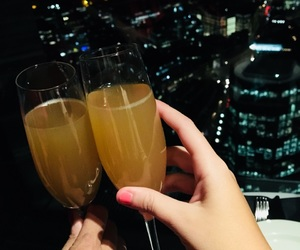 champagne, london, and Londres image