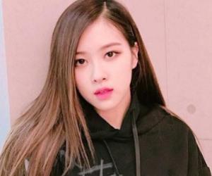 rose, blackpink, and kpop image