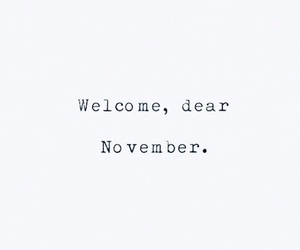 november and quotes image
