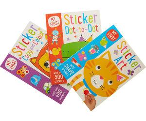 sticker book image