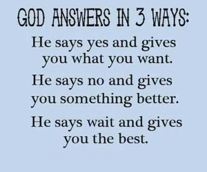 god, quotes, and answer image