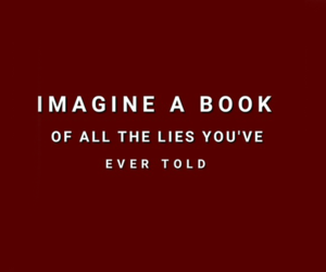 quotes, lies, and book image