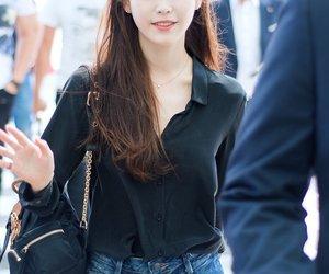 girl, korean singer, and queen of kpop image