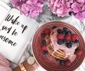 accessories, beauty, and breakfast image