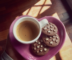 biscuits, coffee, and Cookies image