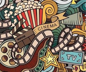wallpaper, cinema, and cine image