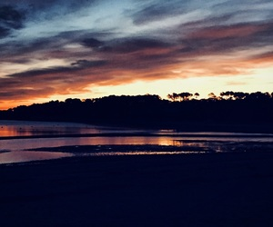 beautiful, sunrise, and atlantic ocean image