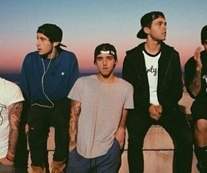 boys, luke brooks, and beau brooks image