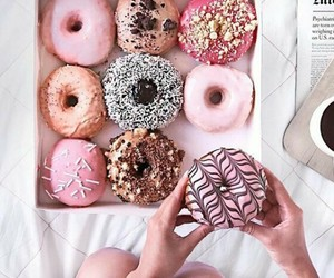 delicious, different, and donuts image