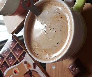 coffee, friend, and nescafe image