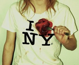 heart, love, and ny image