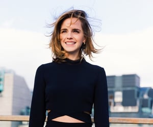 emma watson, pretty, and beauty and the beast image