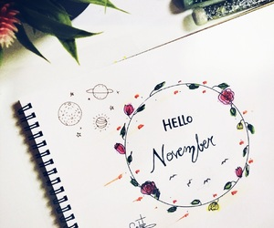 november and cute image