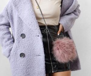coat, fall fashion, and fashion image