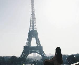 france, paris, and tour eiffel image