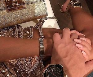 couple, luxury, and goals image