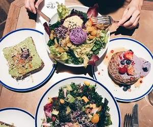 brunch, healthy, and food image